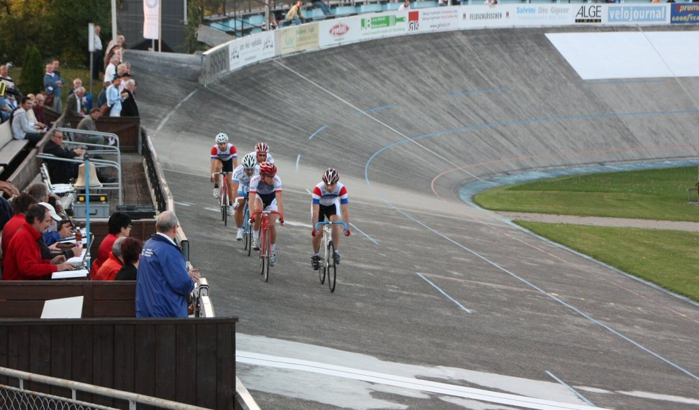 ALGE-TIMING - CycleStart Track Cycling System